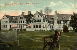 Summer Residence of W. L. McKee