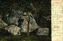 King Philip's Chair, Mount Hope