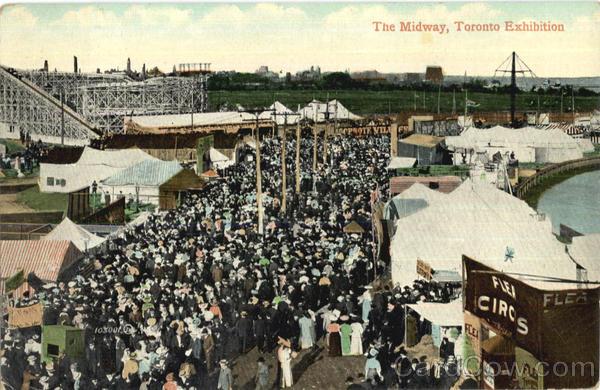 The Midway Toronto Canada Ontario