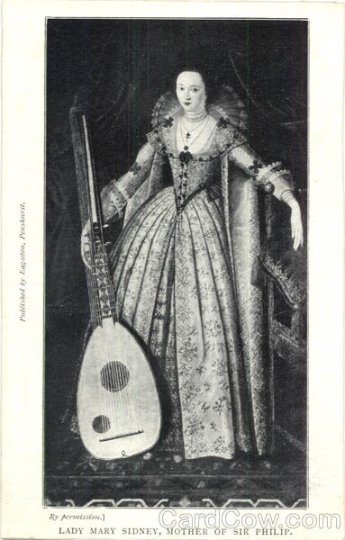 Lady Mary Sidney Music