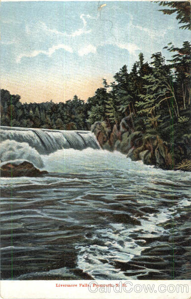 Livermore Falls Plymouth New Hampshire
