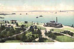 New York Harbor, Battery Park