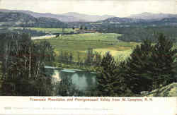 Franconia Mountains And Pemigewasset Valley