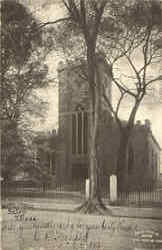North Church Postcard