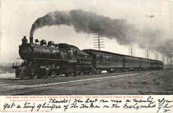 The New York Central's Empire State Express