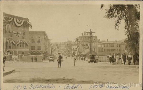1910 Celebration, Athol's 150th Anniversary Massachusetts