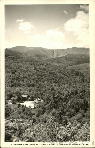 Pinkham Notch Camp, A.M.C Jackson New Hampshire