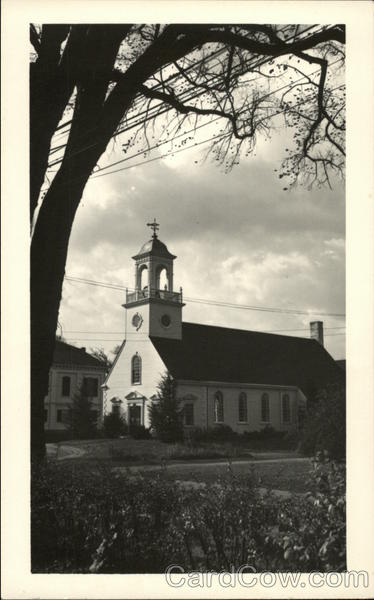View of Church Massachusetts