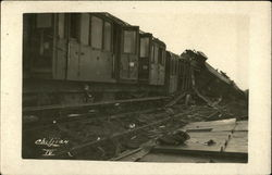 Photo of Train Wreck