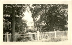 Quincy Homestead, Dorothy Q. House