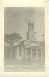 First Parish Church - Adams Temple