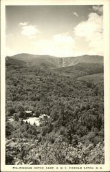 Pinkham Notch Camp, A.M.C