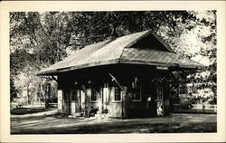Historic Wayland train station