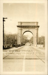 World War I Memorial Bridge, Baltimore Pike