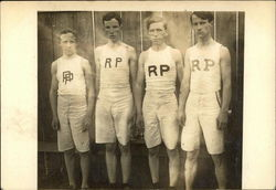 Four Athletes for R.P.