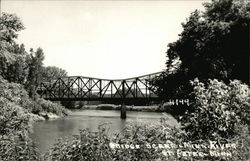 Bridge Scene, Minn. River