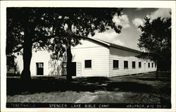 Tabernacle, Spencer Lake Bible Camp