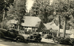 Lakeshore Hotel, Huntington Lake