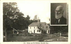 Whittier and Birthplace
