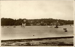 Sandbanks, Brownsea Island