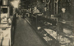 Interior View of Shop, Probably Massachusetts