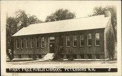 First Free Public Library