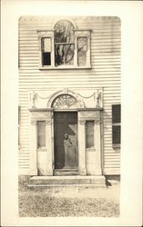 Doorway and Window in Hubbardston