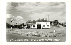 P.M. Service and Cabins Prince Albert South