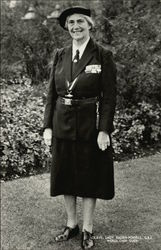 Olave, Lady Baden-Powell, World Chief Guide