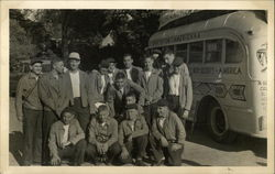 Boy Scouts By Bus - Operation Americana