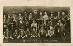 Cockermouth Boy Scouts, Bicycles