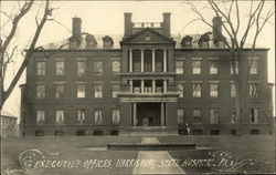 Executive Offices, Harrisburg State Hospital