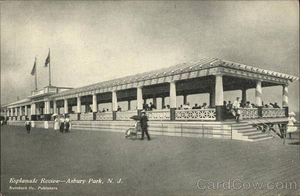 Esplanade Review Asbury Park New Jersey