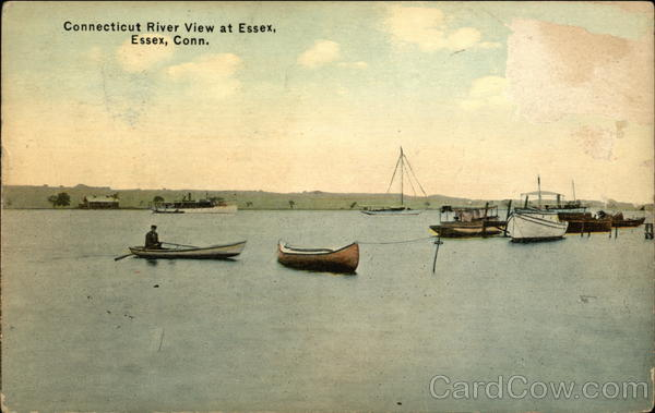 Connecticut River View at Essex