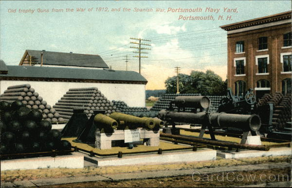 Portsmouth Navy Yard New Hampshire