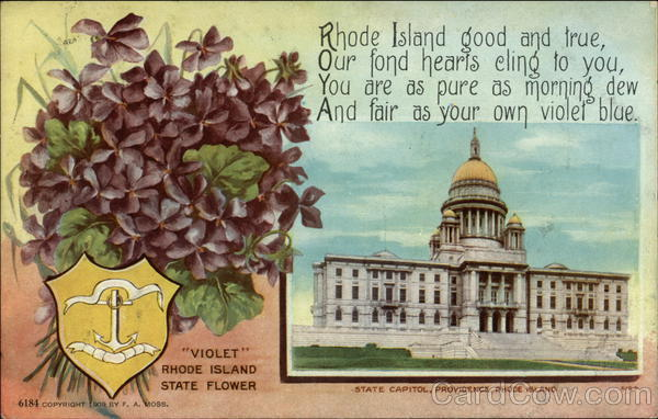 Rhode Island State Capitol Providence