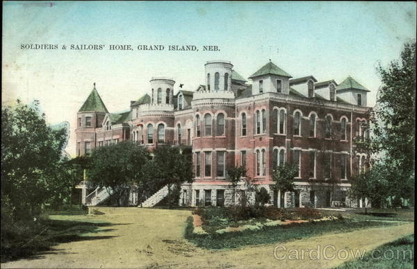 Soldiers & Sailors' Home Grand Island Nebraska