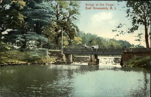 Bridge at the Forge East Greenwich Rhode Island