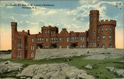 The Castle, Ex. Gov. C.W. Lippitt's Residence