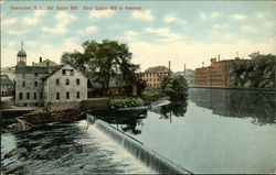 Old Slater Mill - First Cotton Mill in America
