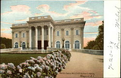 Marble Palace, Mrs OHP Belmont's House