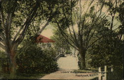 Lovers' Walk, Rhodes on the Pawtuxet