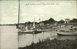 Boat Landing, Lower Village