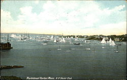 NY Yacht Club, Marblehead Harbor