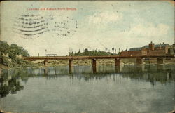 Lewiston and Auburn North Bridge