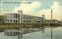 The American Optical Lens Factory