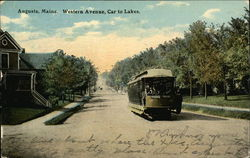 Western Avenue, Car to Lakes