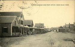 Turner Avenue and Post Office, Sand Hills
