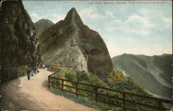 Pali Scenic Battle Ground