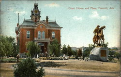 Court House and Plaza